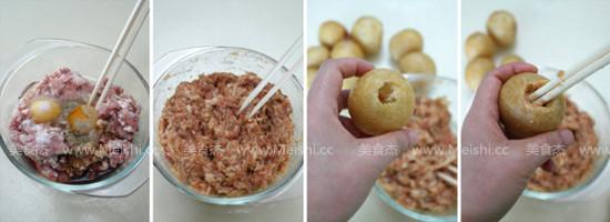 豆芽面筋泡的做法大全