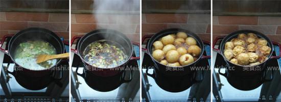 豆芽面筋泡的家常做法
