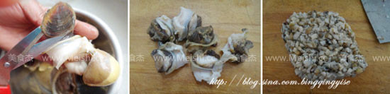 海螺馅水饺的做法图解