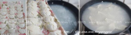 海螺馅水饺怎么炖