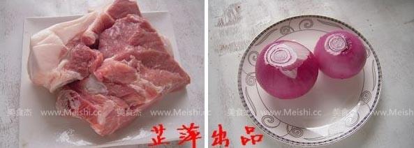 肉丸盖饭的做法大全