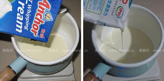 鲜奶冻的做法图解