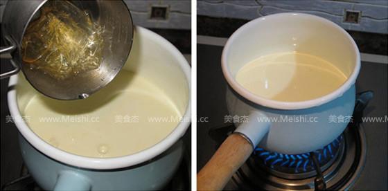 鲜奶冻的简单做法