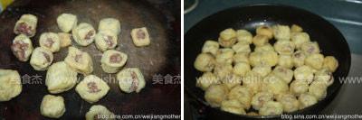 照烧珍珠油豆腐塞肉的家常做法