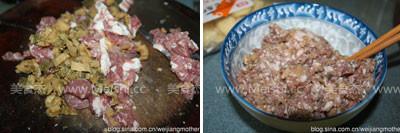 照烧珍珠油豆腐塞肉的做法图解