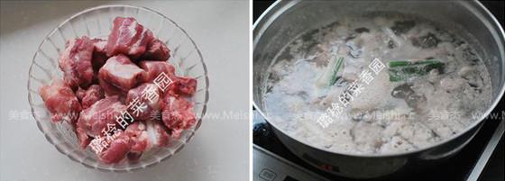 带皮冬瓜排骨汤的做法大全