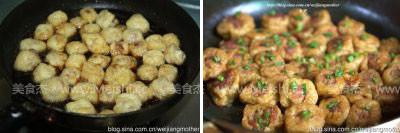 照烧珍珠油豆腐塞肉的简单做法