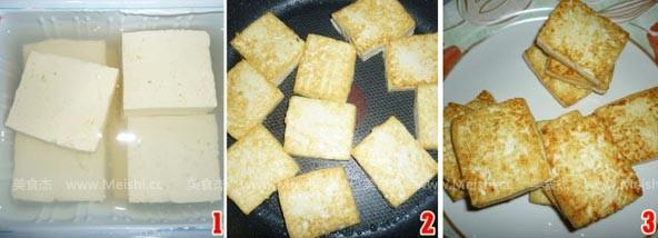 韩泰酱烧豆腐的家常做法