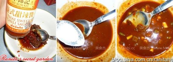 韩泰酱烧豆腐的做法图解