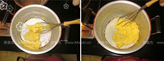 香草奶油泡芙的简单做法