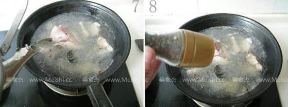 浇汁汆斑鱼的简单做法