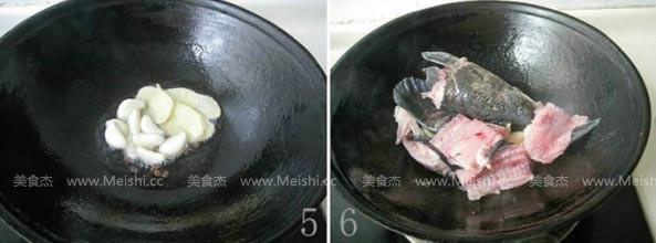浇汁汆斑鱼的家常做法