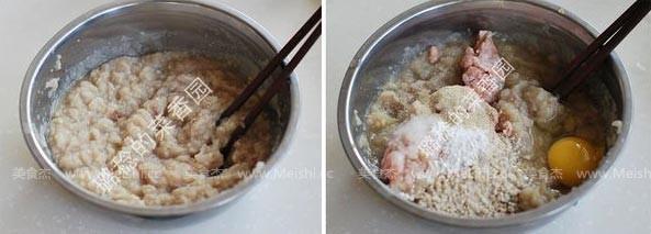 鲜美鱼肉丸的家常做法