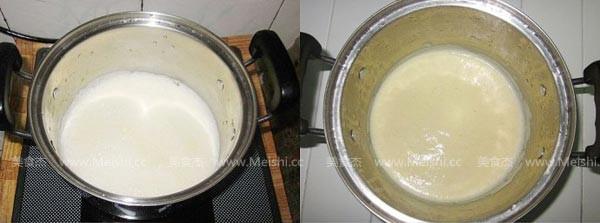牛奶蜜红豆雪糕的家常做法