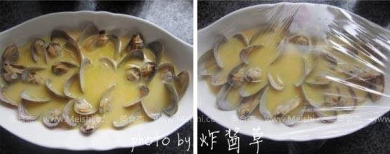 花蛤蒸蛋的简单做法