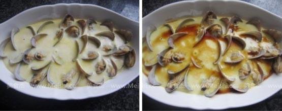 花蛤蒸蛋怎么吃