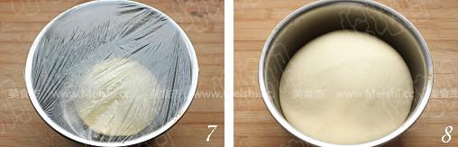 小蜗牛面包的简单做法