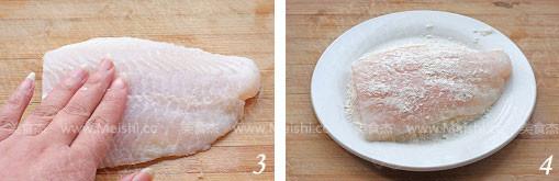 香煎龙利鱼柳的做法图解