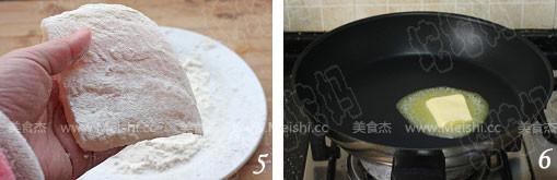 香煎龙利鱼柳的家常做法