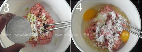 灵芝丸子汤的做法图解