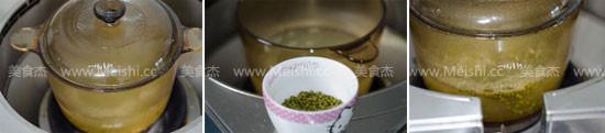 薏米绿豆饮的做法图解