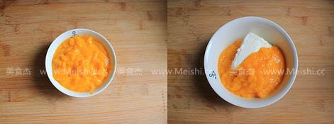 芒果酸奶冻芝士蛋糕的简单做法