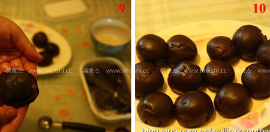 汤种抹茶Q心红豆面包怎么吃