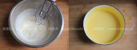 芒果酸奶冻芝士蛋糕怎么做