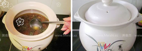 菜干猪骨汤的家常做法