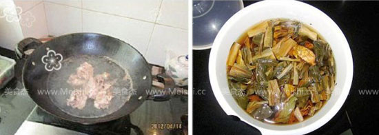 菜干猪骨汤的做法大全