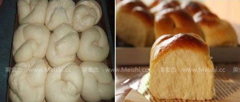 老式面包怎么吃