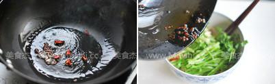 凉拌豆腐皮的简单做法