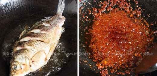 豆瓣鱼的家常做法