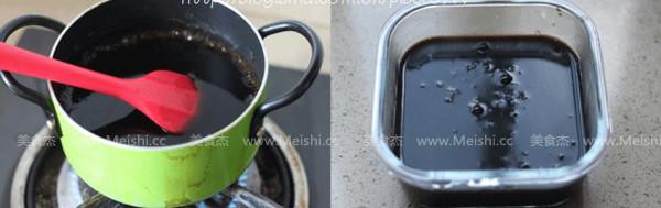 蜜汁烧仙草的简单做法