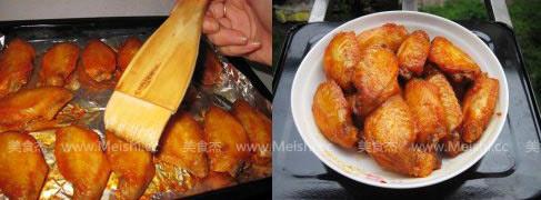 新奥尔良烤鸡翅的简单做法