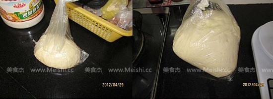 桑葚果酱小面包的家常做法