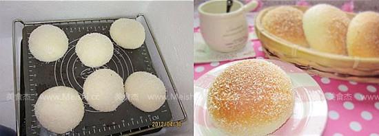 桑葚果酱小面包怎么做