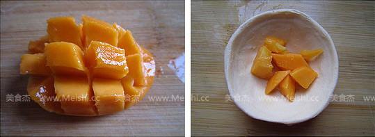 芒果蛋挞的做法图解