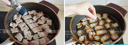 香煎五花肉的做法图解