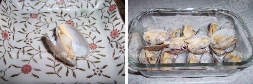 花蛤蒸蛋的家常做法