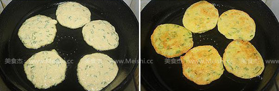 鲜玉米煎饼的简单做法