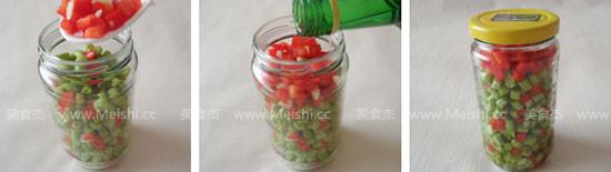 剁椒腌豇豆的家常做法
