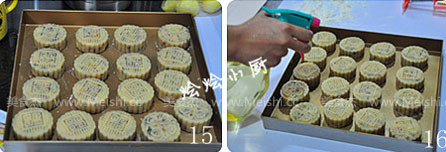 广式五仁月饼怎么煮