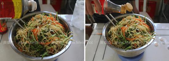 韩式凉拌菜的简单做法