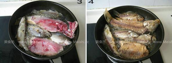 平锅杂鱼的做法图解