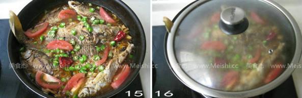 平锅杂鱼怎么煮