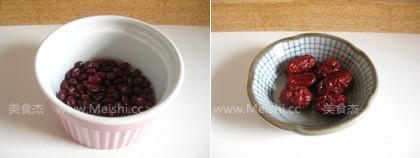 红枣红豆莲子粥的做法大全