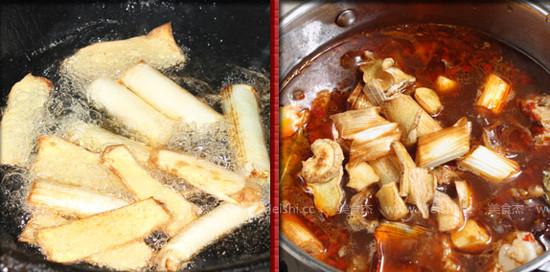 萝卜牛腩煲怎么吃
