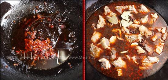 萝卜牛腩煲的简单做法