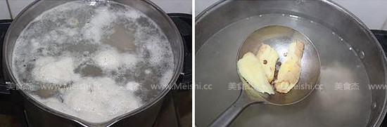 棒骨萝卜汤的做法图解